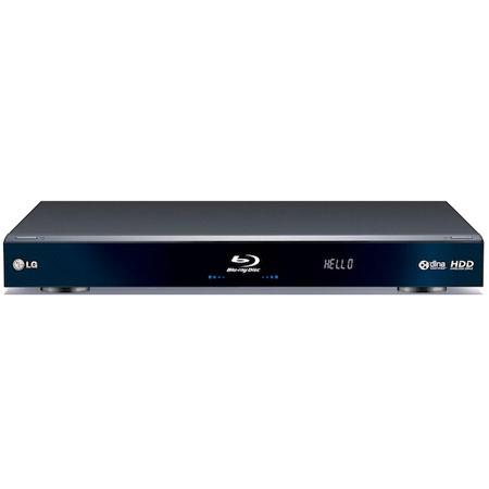 LG BD590 Blu-ray Disc Player with Wireless Connectivity, 250GBHD image