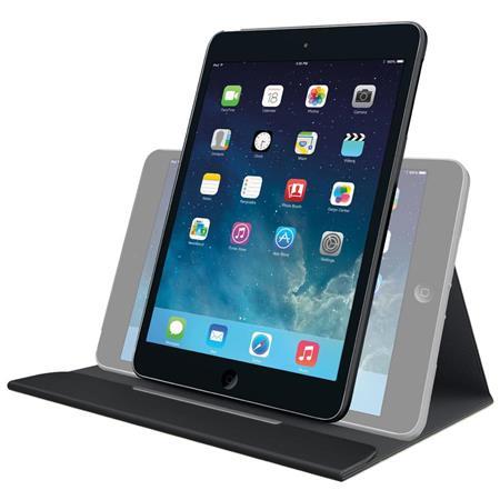939 000842 Logitech Logitech Turnaround Versatile Rotating Case for Apple iPad Mini & iPad mini with Retina Display