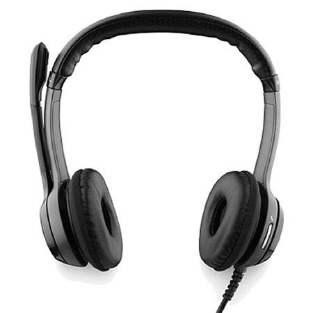 Logitech B530 Over-the-Head USB Headset with Noise Cancelling Microphone, Microsoft Lync Enabled