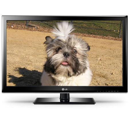 "Discount Electronics On Sale LG Electronics 32LS3400 32"" Class HD 720p LED LCD TV, 60Hz Response Time, 1000000:1 Contrast Ratio, Intelligent Sensor, USB 2.0"