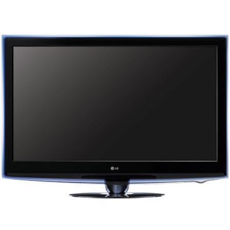 "LG 47LH90 47"" Full HD LED Backlit LCD TV, 1080p Resolution, TruMotion 240Hz, 2,000,000:1 Dynamic Contrast Ratio, Intelligent Sensor, Glossy Black/Blue image"