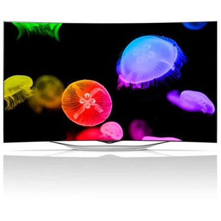 """LG Electronics 55EC9300 55"""" Curved OLED Cinema 3D Smart TV, 1920x1080 Resolution, 8 Modes Picture Mode, 40W Audio Output, Built-in Wi-Fi"""