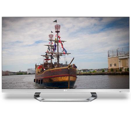 LG 55LM6700 55 3D LED HDTV 1080p 120Hz Smart TV Cinema