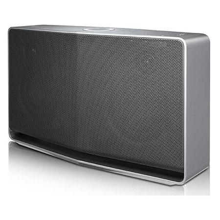 LG Electronics Music Flow H7 Smart Hi-Fi Audio Wireless 70W Multi-Room Speaker, 24bit/192KHz Sampling, Mesh Network, Wi-Fi/Bluetooth, Single