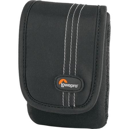 Lowepro Dublin 10 Camera Pouch, Black / Black image