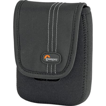 Lowepro Dublin 30 Camera Pouch, Black / Black image