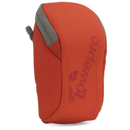 Lowepro Dashpoint 10 Pouch, Holds Point & Shoot Camera - Pepper Red