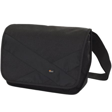 Lowepro Exchange Messenger Shoulder Bag, Black