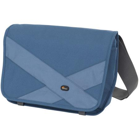Lowepro Exchange Messenger Shoulder Bag, Blue