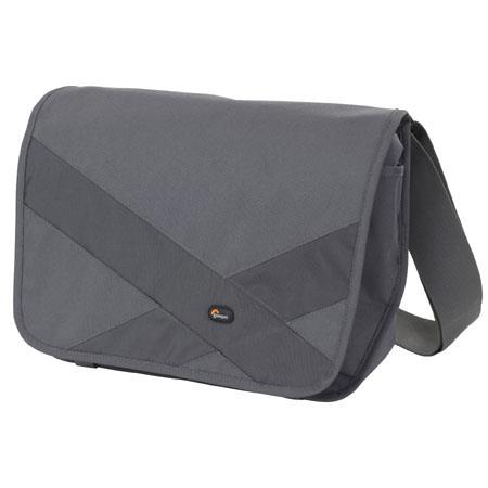 Lowepro Exchange Messenger Shoulder Bag, Gray