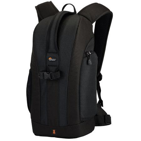 Lowepro Flipside 200 Digital SLR Backpack, Water Resistant with Removable Accessory Pouch, Black