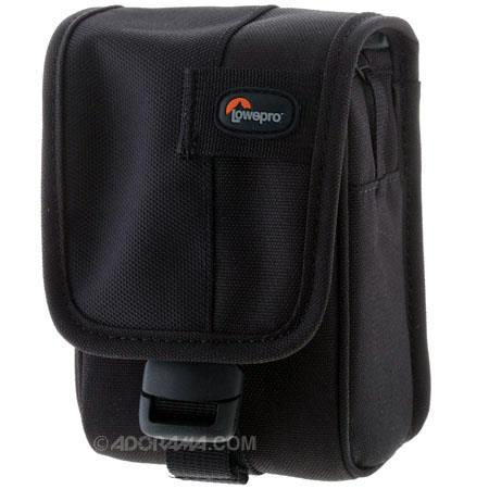Lowepro G-Res 10 Pouch for a Medium-size Digital Camera, Black image