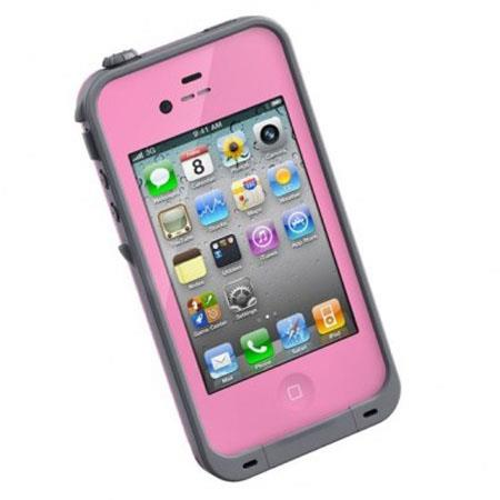 LifeProof iPhone Case for the iPhone 4/4S - Pink