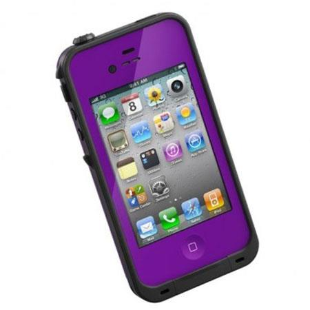 LifeProof iPhone Case for the iPhone 4/4S - Purple