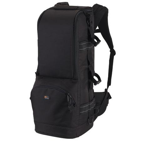 Lowepro Lens Trekker 600 AW II Backpack with Fully Adjustable, Built-in Harness, Black image