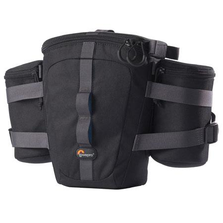 Lowepro Outback 100 AW, Modular Beltpack Case for DSLR Camera System - Black image