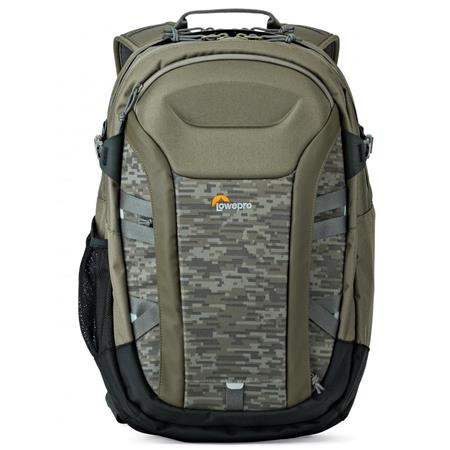 Lowepro Ridgeline Pro BP 300 AW Backpack, Mica/Pixel Camo