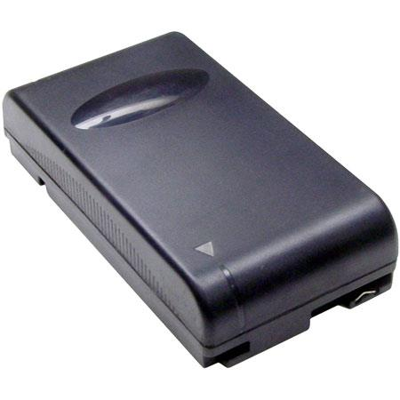 Lenmar No Memory, NiMH Camcorder SLIM Battery for Hitachi & RCA BB120, 2100mAh, 2 Hour