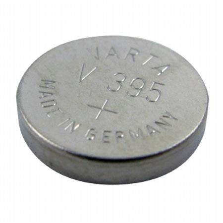 Lenmar WC395 Silver Oxide Battery 1.55V / 55 mAh - Replaces SR927SW Watch Battery