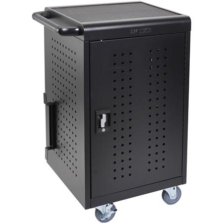 Luxor LLTM30-B 30 Tablet Computer Charging Station