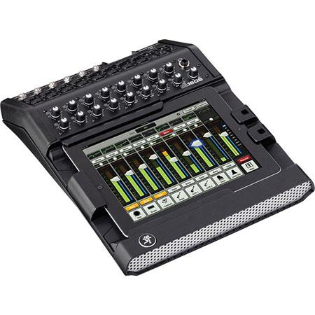 Mackie 16-Channel Digital Live Sound Mixer for iPad with Lightning