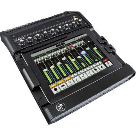 Mackie Mackie DL806 8-Channel Digital Mixer with iPad Control, Switchable 48V Phantom Power
