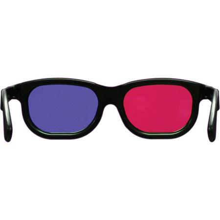 Marshall Electronics Anaglyph Glasses, Red/Cyan