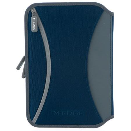 M-Edge Leisure Jacket for Amazon Kindle 3 and Kobo, Navy Blue