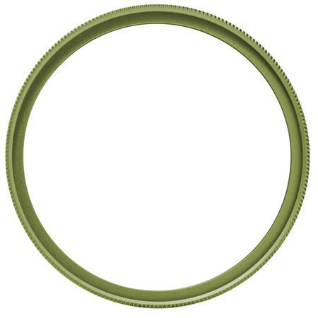 MeFOTO 58mm Lens Karma UV/Lens Protection Filter - Green Filter Ring