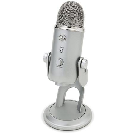 Blue Microphones has introduced Yeti, the first THX Certified microphone and...