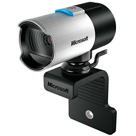 Microsoft Lifecam Studio 5WH-00002 1080p HD Webcam USB 2.0, Gray