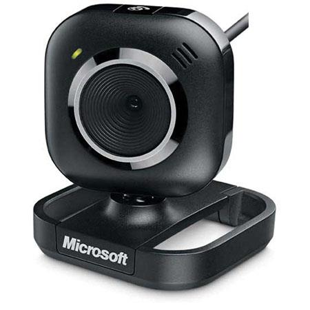 Microsoft 6EH00001 LifeCam VX-2000 Webcam for Business, Windows, Hi-Speed USB