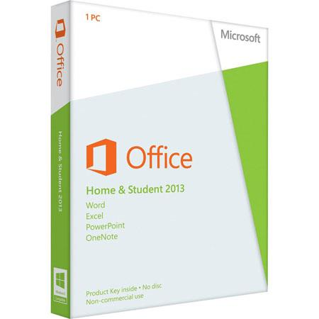 Microsoft Office 2013 Home/Student 32/64-Bit (Product Key)