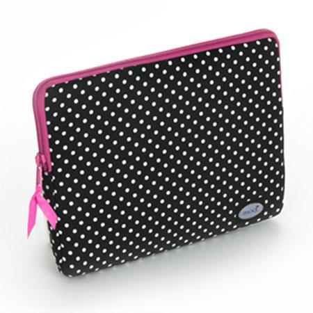 Mod Black Polka Tablet Sleeve
