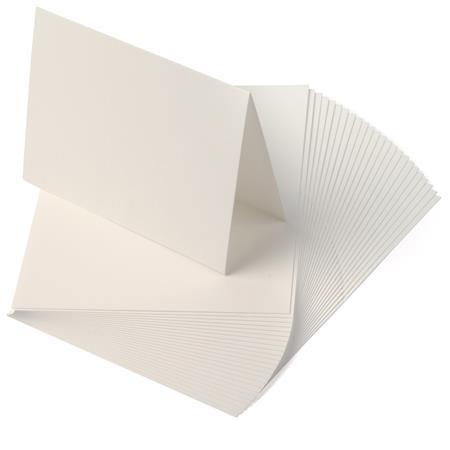 "Moab Entrada Rag Fine Art, 2-Side Bright White Matte Inkjet Paper, 15.5 mil., 190gsm, 10x7"" Scored Sheet folds to..."