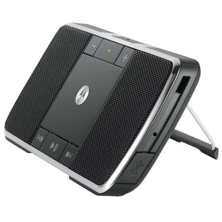 Motorola EQ5 Wireless Travel Stereo Speaker System image