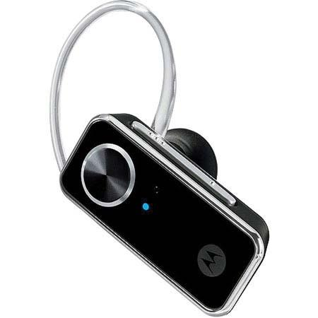 Motorola H690 Bluetooth Wireless Headset, Black image