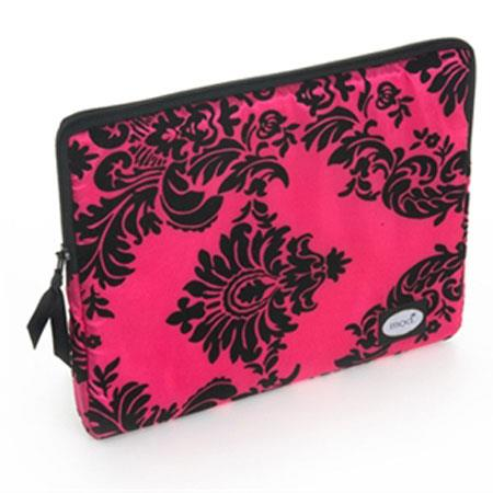 Mod Hot Pink Victorian Tablet Sleeve