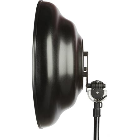 "Mola Euro 33.5"" Softlight, Interior White Surface with PAD Diffuser, Unified Swivel Handle, & Exterior Nylon Diffuser"