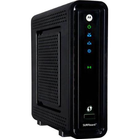 Motorola SURFboard SBG6580 DOCSIS 3.0 Wireless Cable Modem Gateway