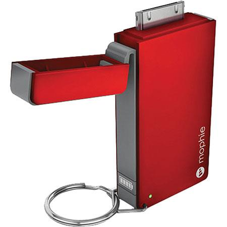 Mophie Juice Pack Reserve Battery for iPhone & iPod, Red