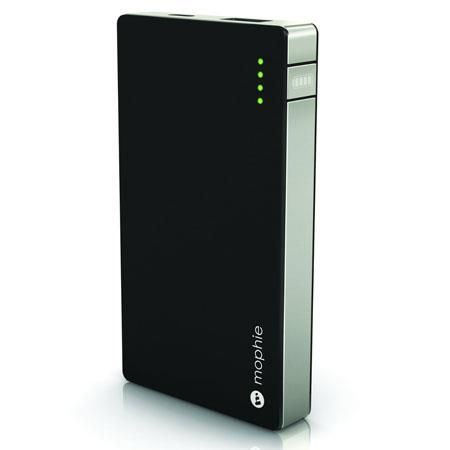 Mophie Juice Pack Universal PowerStation Duo Quick Charge External Battery for Smartphones, Tablets