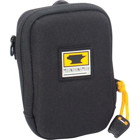 Mountainsmith Cubik, Small Compression Molded Case for Compact Digital Cameras - Black