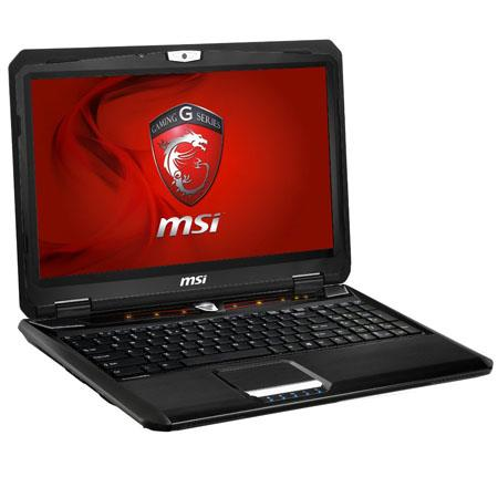 "MSI GX60 15.6"" Full HD Gaming Notebook Computer, AMD A10-5750 2.5GHz, 8GB DDR3 RAM, 750GB HDD, Windows 8 Home Premium"