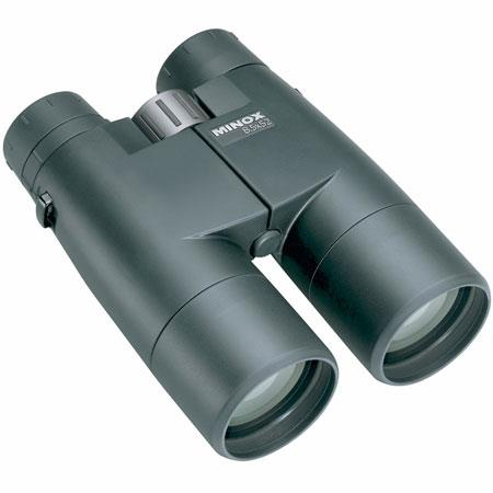 Minox BD 8.5 x 52 BR, Water Proof Roof Prism Binocular with 5.5 Degree Angle of View, U.S.A. image