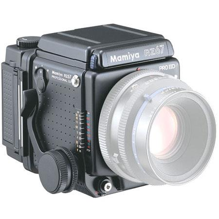 Mamiya RZ22 Digital Bundle with DM22 Digital Back, RZ67-Pro IID Camera Body, 48x36mm Focusing Screen and RZ67 Pro IID Digital Interface