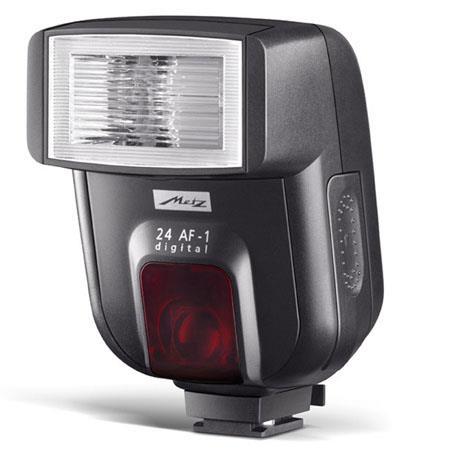 Metz mecablitz 24 AF-1 P-TTL Digital Flash Unit for Pentax Digital SLR Cameras, GN 79'