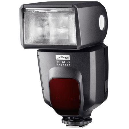 Metz MZ50316S 50 AF-1 Digital Flash for Digital Sony image