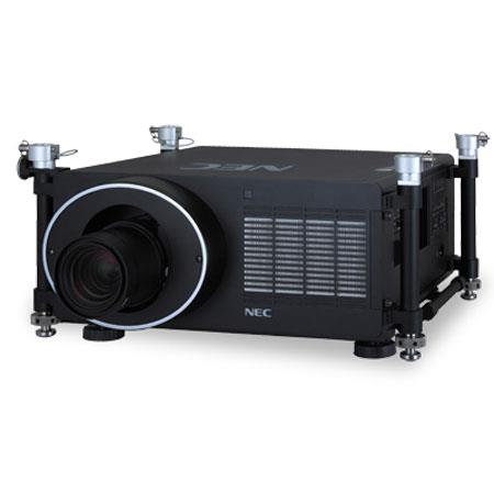 NEC NP-PH1000U 11000-Lumens Professional Installation Projector, 1920x1200 WUXGA Native Resolution, 2000:1 Contrast Ratio, 2500 Hours Eco Lamp Life