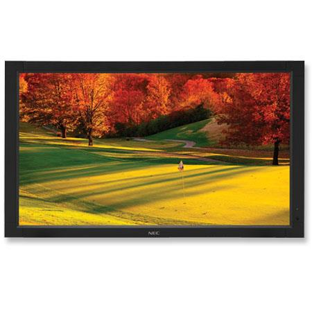 "NEC S46 46"" Business-Grade Large-Screen Display, 1920x1080 Native Resolution, 4000:1 Contrast Ratio, 8ms Response Time, 16:9 Aspect Ratio"